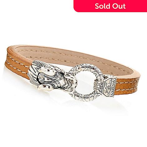 628 607 Invicta Men S 8 5 Italian Made Leather Subaqua Bracelet