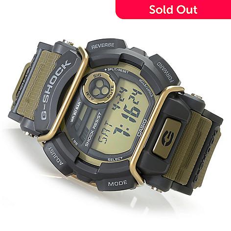 bd1022514 632-057- Casio 51mm G-Shock Quartz Digital Multi Function Strap Watch