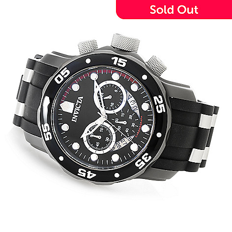 invicta swiss chronograph watches base bracelet sea edition limited titanium product quartz made