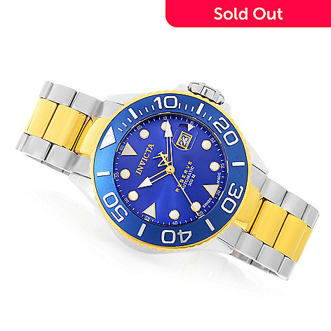 1c4623a4e 644-208- Invicta Reserve Men's 50mm Grand Diver Swiss Made Automatic  Bracelet Watch w