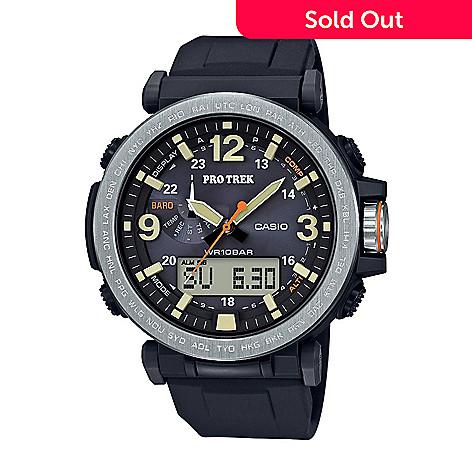 f55bbf5d4805f Casio Men s 50mm Pro Trek Solar Quartz Ana Digi Watch w  Choice of ...