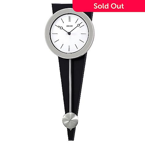 653 926 Seiko Modern Wall Clock W Pendulum