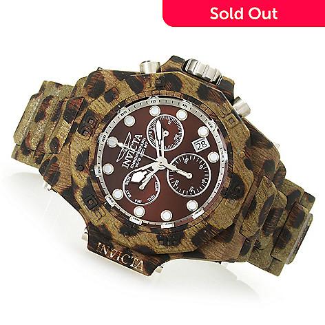 de1d8be64 656-022- Invicta Men's 52mm Akula Quartz Chronograph Hydroplated Bracelet  Watch