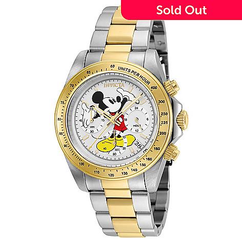 29c504d478f 660-423- Invicta Disney® 40mm Limited Edition Mickey Mouse Quartz  Chronograph Two-