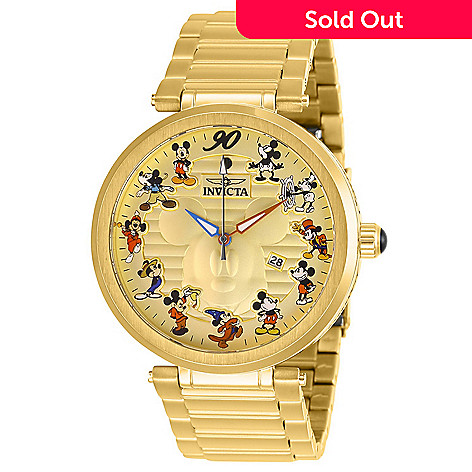 invicta disney 36mm or 45mm mickey mouse 90th anniversary limited