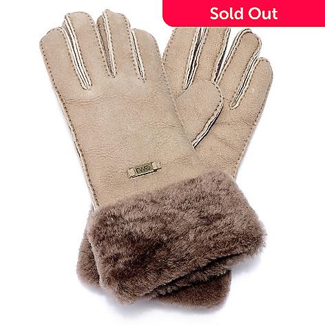 d170dd76b3572 711-952- EMU Women's Sheepskin Short Fur Cuffed Gloves