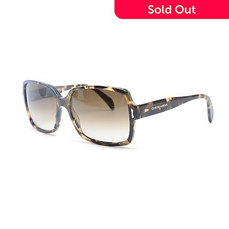 7df2561d8ffb 712-239- Giorgio Armani Havana Brown Unisex Designer Sunglasses