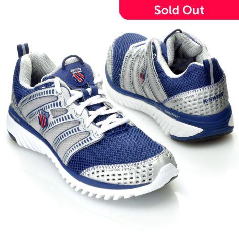 059841ca02952 K-Swiss Men's Blade-Light™ Run Lightweight Running Shoes w/ Flow Cool  System™