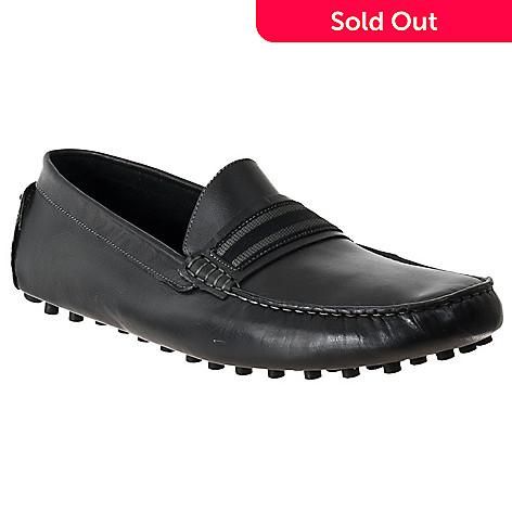 b06c5d8f279 Steve Madden Men's Leather Moc-Toe Driver Shoe