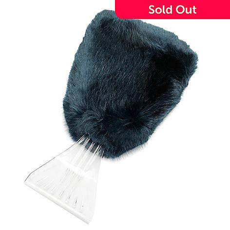 ca105777c Donna Salyers' Fabulous-Furs Faux Fur Trimmed Ice Scraper