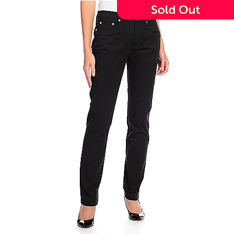 9f37a7df99 716-681- Brooks Brothers Stretch Twill Full Length Tapered Leg Five-Pocket  Pants