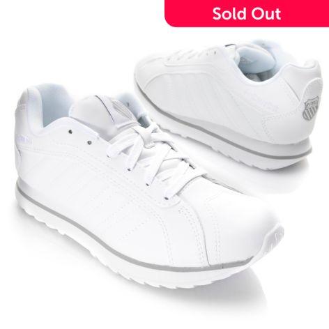 K Swiss Women S Verstad Iii S Lace Up Tennis Shoes Evine
