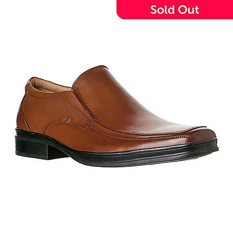 6ee55cbb3df Steve Madden Men's Travlr Leather Slip-on Dress Shoes