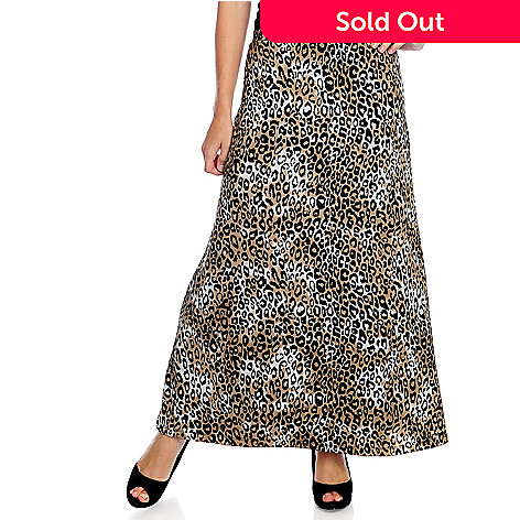 enjoy lowest price great deals 2017 world-wide renown Kate & Mallory® Printed Knit Pull-on Maxi Skirt