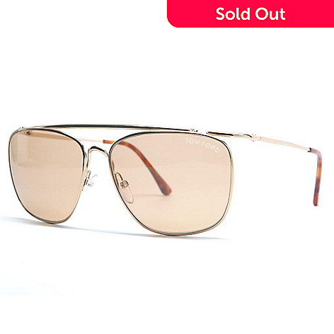 3acbd179a52 720-737- Tom Ford Unisex Designer Aviator Sunglasses