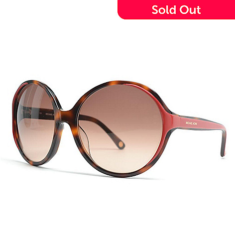 de7c9d82a14 720-771- Michael Kors Red Faux Tortoiseshell Designer Sunglasses
