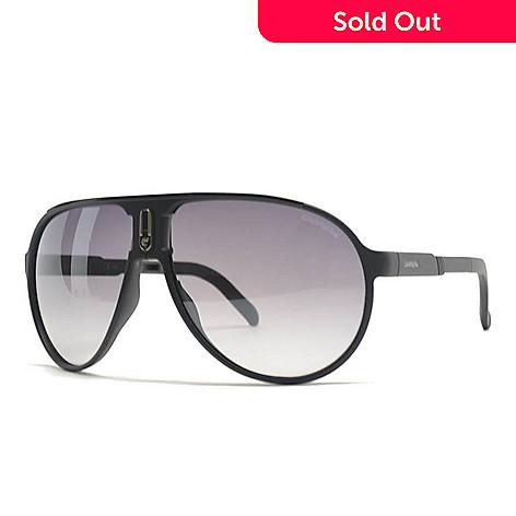 db6012cc46 721-600- Carrera Unisex Champion Fold Matte Black Foldable Aviator  Sunglasses