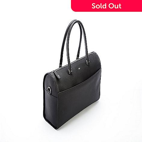 a9ec8c4276ac 721-857- ROYCE New York Saffiano Leather RFID Blocking Carry-on Travel  Duffel
