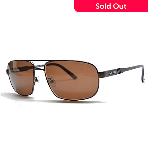 0f969fee11e6 723-758- Carrera Xcede Men's Brown Polarized Aviator Sunglasses