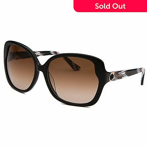 84ad73837dec3 724-042- Salvatore Ferragamo Oversized Frame Sunglasses w  Case