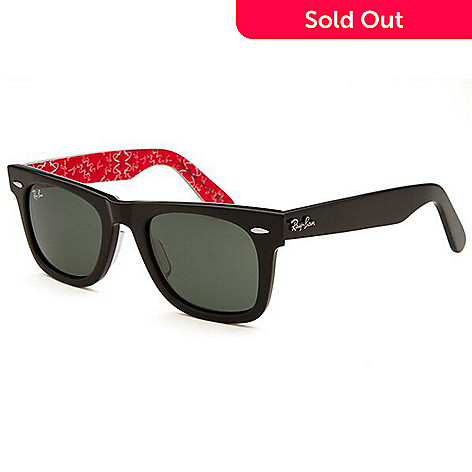be65d88b892 724-133- Ray-Ban Unisex Wayfarer Sunglasses w  Case