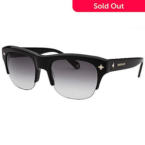 75e63e542efa 724-225- Balmain Wayfarer Star Accented Sunglasses w/ Case