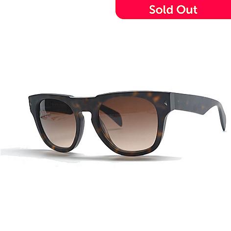 bc19f3eae8e2 ... denmark 726 024 prada baroque havana round frame sunglasses w case  60621 1609a
