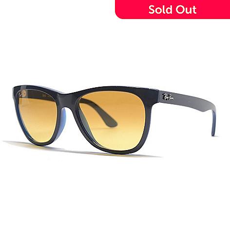 58768b78df 727-471- Ray-Ban Unisex Tinted Lens Wayfarer Thick Frame Sunglasses w/