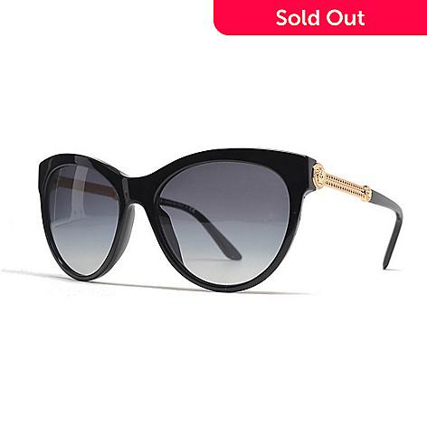 57mm Eye Sunglasses Blackamp; Frame Gold Versace Tone Cat E9He2WDIY