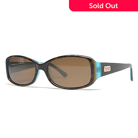 6821d6719270d 735-155- Kate Spade Paxton Turquoise   Faux Tortoiseshell Rectangular Frame  Sunglasses w