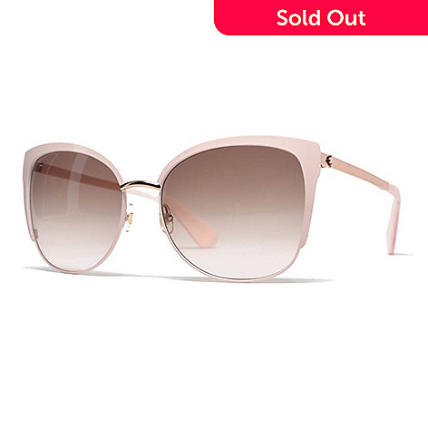 Kate Spade Genice 57mm Gradient Lens Cat Eye Frame Sunglasses W