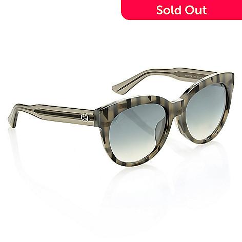 30537c7246 737-632- Gucci Oversized Cat Eye Sunglasses w  Case