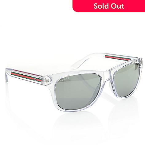 294140bd89d21 737-639- Gucci Unisex Round Sunglasses w  Case