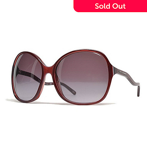8f984f684e9 737-686- Dolce   Gabbana Red Square Frame Sunglasses w  Case