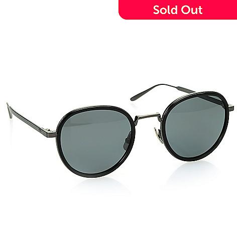94656cb39b 738-031- Bottega Veneta Men s 49mm Round Frame Sunglasses w  Case