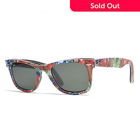 b013cdf139 738-190- Ray-Ban Surf Print Wayfarer Frame Sunglasses w  Case