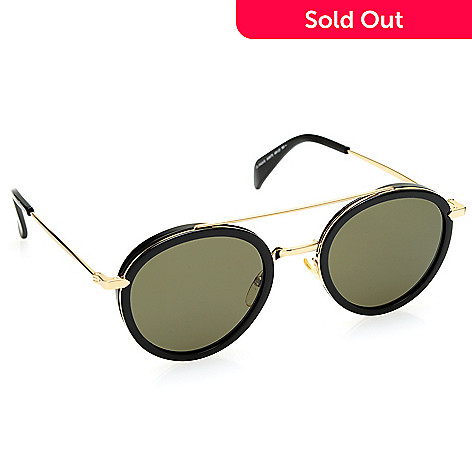 3f9fa1062b5 Celine 49mm Round Frame Sunglasses w  Case on sale at evine.com