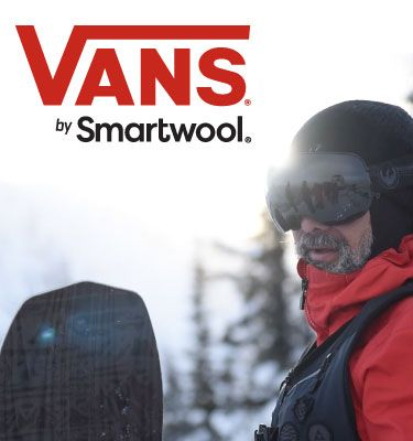 Vans by Smartwool collection