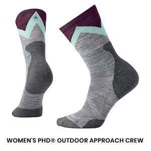 Womens Approach Sock 2