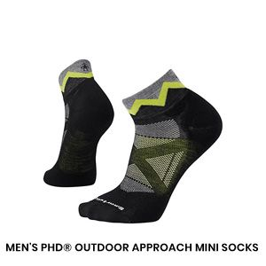 Mens Approach Sock 3