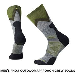 Mens Approach Sock 4