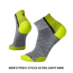 Mens Cycle Sock 1