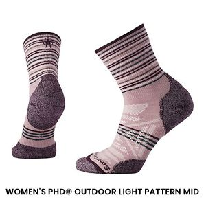 Womens Hike Sock 1