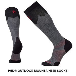 Mountaineer Sock