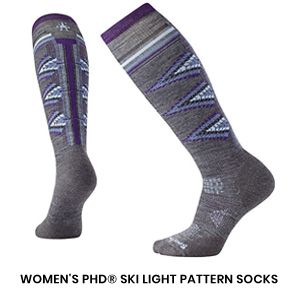 Womens Ski Sock 1