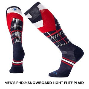 Mens Snowboard Sock 3