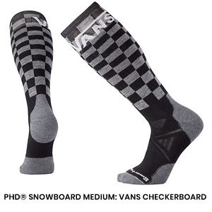 Mens Snowboard Sock 4