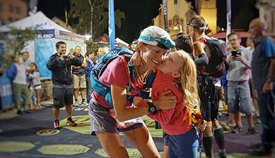 Image of ultra runner Smartwool athlete Darcy Piceu