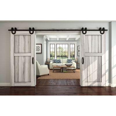 Forward. Packaging Options For 924 Decorative Interior Sliding Door  Hardware Horseshoe