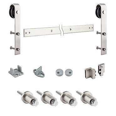 920 Decorative Interior Sliding Door Hardware N186 966 National